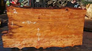 Redwood Dining Table Rustic Dining Tables Live Edge Wood Slabs Redwood Burl Inc