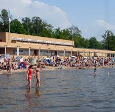 Schlachtensee Baden Badequalität Berliner Seen Nur Drei Haben Gutes Wasser Welt