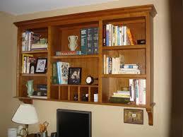 Wall Mounted Book Shelves by Wall Mounted Bookshelves Hampedia