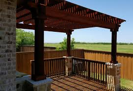 Bamboo Patio Cover Arbor Builders Denton Tx Decks Pergolas Decks Denton Tx