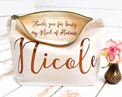 bridal makeup bags wedding bags purses etsy nz