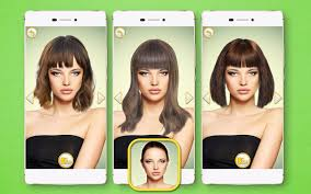 hairstyles u2013 bangs edit android apps on google play