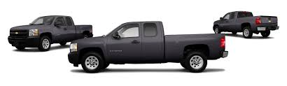 2010 chevrolet silverado 1500 4x2 work truck 4dr extended cab 6 5