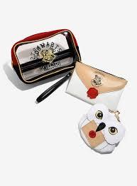 harry potter hogwarts alumni cosmetic bag set boxlunch