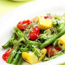 braised green beans u0026 summer vegetables recipe eatingwell