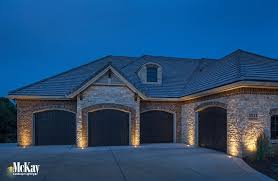 Outdoor Garage Lighting Ideas Garage Lighting For Curb Appeal U0026 Security