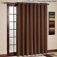 Brown And Ivory Curtains Curtains Drapes U0026 Valances Ebay