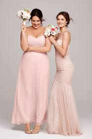 fashion friday plus size bridesmaid dresses from nordstrom the