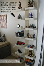 furniture gorm shelf metal bookshelf ikea ikea lack shelves