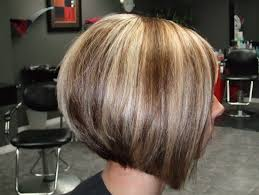 graduated bob hairstyles 2015 side view of graduated bob haircut with highlights hairstyles weekly