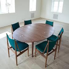 house of finn juhl finn juhl silver table by finn juhl danish