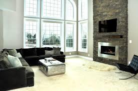 apartments mesmerizing industrial decor living room design ideas