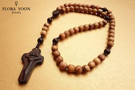 olive wood rosary catholic rosaryolive wood rosary olive wood from