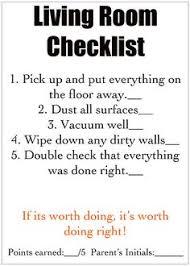 Clean Bedroom Checklist Is It