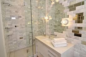 Glass Bathroom Tiles Ideas Large Glass Bathroom Tiles Interior Decorating Ideas Best Unique