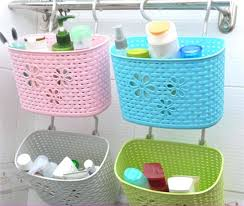 cuisine rangement bain panier de rangement plastique panier de rangement en plastique