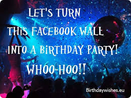 Happy Birthday Wishes For Wall Top 30 Facebook Birthday Wishes For Facebook Friend Wall