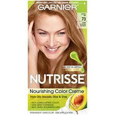 garnier nutrisse 93 light golden blonde reviews amazon com garnier nutrisse nourishing hair color creme 73 dark