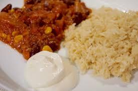 cuisine chilienne recettes recette de cuisine chili con carne végétarien voyageencuisine