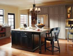 thomasville kitchen islands belgrade maple river rock kitchen by thomasville cabinetry for