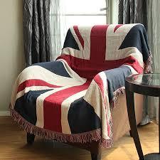 Union Jack Home Decor Union Jack Sofa Cover Comfortable And Unique Sofas