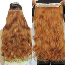 Hair Extension Clips by Online Get Cheap Ginger Hair Extension Aliexpress Com Alibaba Group