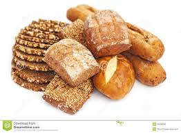 wholewheat bread and biscuit stock photo image 50936040