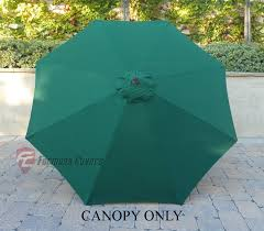 Replacement Patio Umbrella Popular Of Replacement Patio Umbrella Canopy Replacement Umbrella