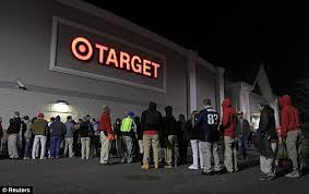 what time is target open for black friday black friday 2012 target employees join wave of protests as