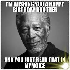 Birthday Workout Meme - happy birthday little brother quotes from big sister happy