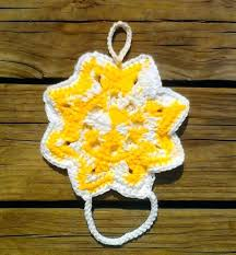 pattern crochet towel holder crochet kitchen towel topper pattern rudranilbasu me