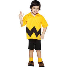 charlie brown kit toddler halloween costume walmart com