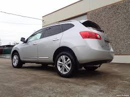 2013 silver nissan rogue 2013 nissan rogue sv for sale in houston tx stock 15234