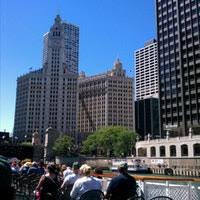 Architectural River Cruise Chicago Architecture Foundation River Cruise Boat Or Ferry In