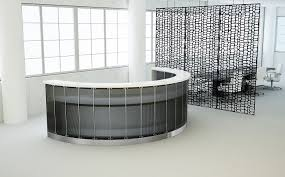 Contemporary Reception Desk 90 Degrees Office Albany Modern Reception Station 90 Degree