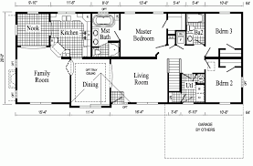 plan for ranchtyle home notable house open floor plans homes