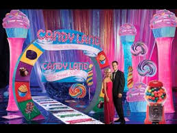 easy candyland decor ideas