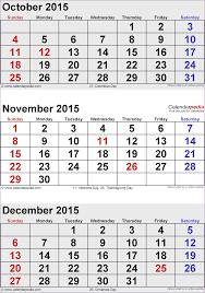 calendar dec 2015 slenotary