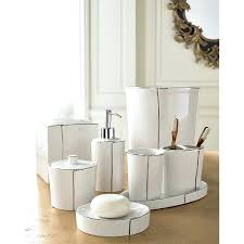 Modern Bathroom Accessories Sets Modern Bathroom Accessories Set House Decorations Modern Bath