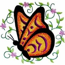 butterfly9 butterfly machine embroidery design butterfly machine