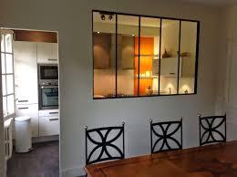 ouvrir cuisine un effet de style très agréable la verrière permet d ouvrir la