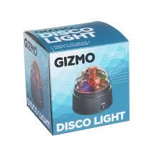 Disco Light Bulb Gizmo Disco Light At Wilko Com