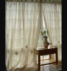 French Lace Kitchen Curtains Unique French Lace Kitchen Curtains Taste