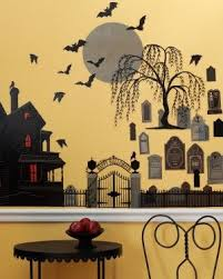 mer enn 25 bra ideer om indoor halloween decorations på pinterest
