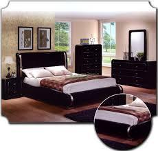 Contemporary Black Bedroom Furniture Bedroom Sets Contemporary Black Ashley Bedroom Furniture Set For