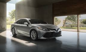 2018 toyota camry exterior paint color options and interior fabric