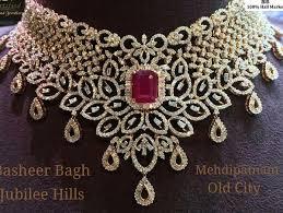 designer diamond sets diamond sets by psj jewellery designs