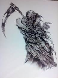best 25 grim reaper tattoo ideas on pinterest grim reaper