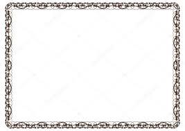 frame for diploma diploma frame stock vector justaa 40137019