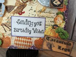 happy halloween birthday pics happy halloween birthday so suzy stamps blog